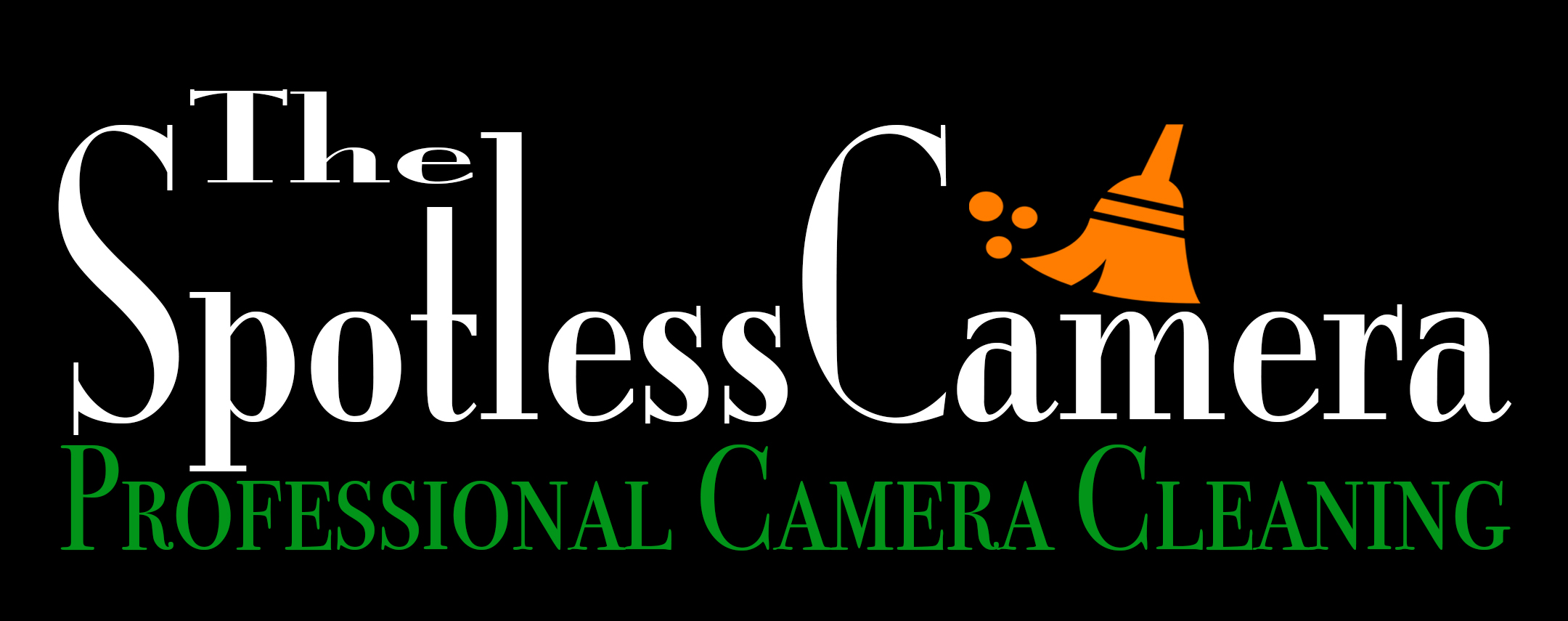 Professional Camera Cleaning